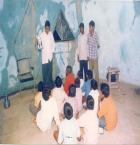 Group Session of Adolescent